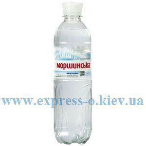 Изображение Вода минеральная  Моршинская 0,5 л  негазированная