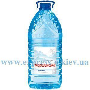 Изображение Вода минеральная  Моршинская 6 л питьевая