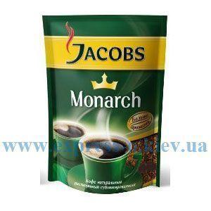 Изображение Кофе Jacobs Monarch 400 г растворимый в мягкой упаковке
