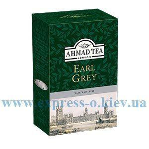 Изображение Чай листовой Ahmad EARL GREY 100 г